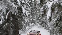WRC Rallye Suède 2013 - Loeb Citroën