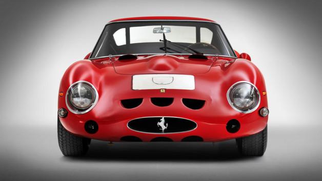 Le Top 10 des ventes aux enchères automobiles de Monterey 2014