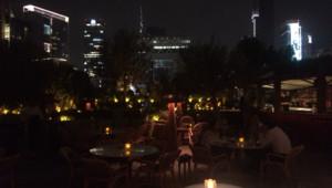 Dubai nuit La Cantine du Faubourg
