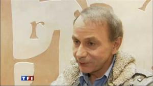 """Houellebecq """"très content"""" du Goncourt"""