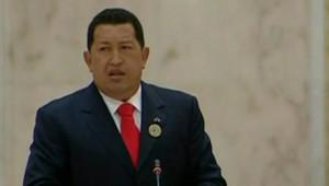 hugo chavez discours