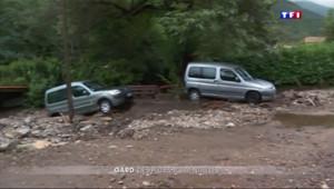 Le 20 heures du 13 septembre 2015 : Routes coupées, maisons inondées, camping sinistré : dans le Gard, les fortes pluies ont laissé des traces - 380