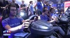 Paris Games Week 2014 : Qui de Sébastien Loeb ou de Cyprien remportera la course?
