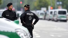 Police allemande Allemagne Munich