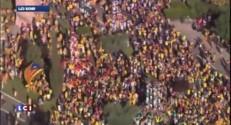 Rédérendum : des rassemblements prévus en Catalogne