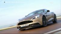 Essai Aston Martin Vanquish 2013 Automoto