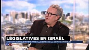 """Législatives en Israël : """"Obama souhaite la victoire des travaillistes"""""""