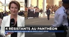 """Panthéon : """"François Hollande a égrainé toutes les valeurs républicaines"""""""