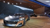 Photo 2 : Peugeot ONYX Concept : Rêve de gloire