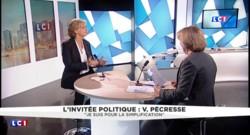 """Valérie Pécresse : """"Je veux un contrat d'apprentissage senior"""""""