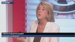 Arlette Chabot le 08/10/2013 sur LCI