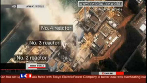 Le point sur la situation à Fukushima