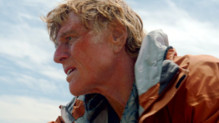 Robert Redford dans le film All is Lost