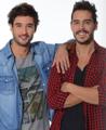 The Voice 3 - Fréro Delavega - Equipe de Mika