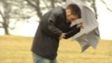Alerte orange au vent violent sur 9 départements