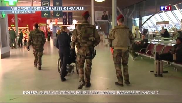 Aéroport de Roissy : quelles mesures de sécurité ?