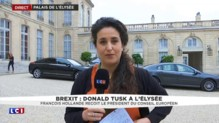 Brexit : le président du Conseil européen reçu par François Hollande