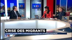 """Frappes en Syrie : """"On ne peut pas laisser prospérer"""" le terrorisme, affirme Solère"""
