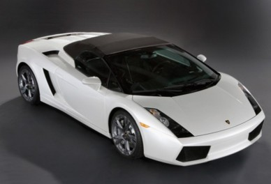 Photo 1 : GALLARDO SPYDER - 2006
