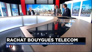 """Rachat de Bouygues par SFR : """"Toute fusion engendre des économies"""""""