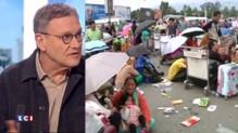 """Séisme au Népal : """"Les secours sont compliqués à cause des répliques"""""""