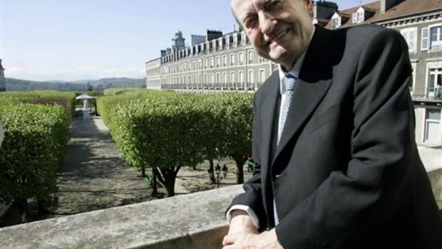TF1/LCI André Labarrère Mairie de Pau