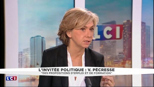 """Valérie Pécresse : """"On ne joue pas avec la menace terroriste"""""""