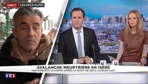 """Avalanche meurtrière aux Deux-Alpes: """"La montagne ne pardonne pas"""", le maire de Mont-de-Lans réagit"""