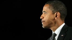 Barack Obama président américain USA démocrate