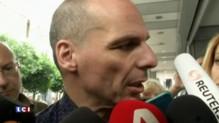 """Dette grecque : """"Oui à l'euro mais il faut une solution viable"""", affirme Varoufakis"""