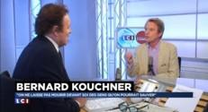 """Face à l'afflux massif de migrants, Kouchner a demandé """"une flotille européenne de secours"""""""