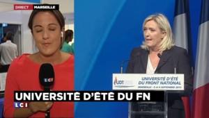 FN: la page Le Pen père est tournée, place aux régionales