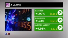 La Bourse de Paris du mercredi 27 mai 2015