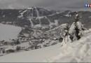 La Clusaz croule sous la neige