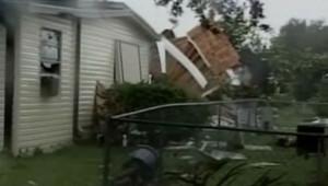 La tempête Fay ravage la Floride (20 août 2008)