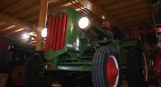Le 13 heures du 1 octobre 2014 : Collectionneurs passionn�(3/5) : les tracteurs - 2085.212