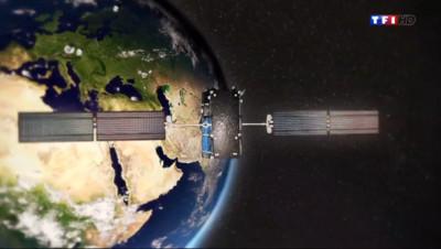 Le 20 heures du 22 août 2014 : Galileo : un GPS pour garantir l%u2019autonomie de l%u2019Europe - 1410.5734099121091