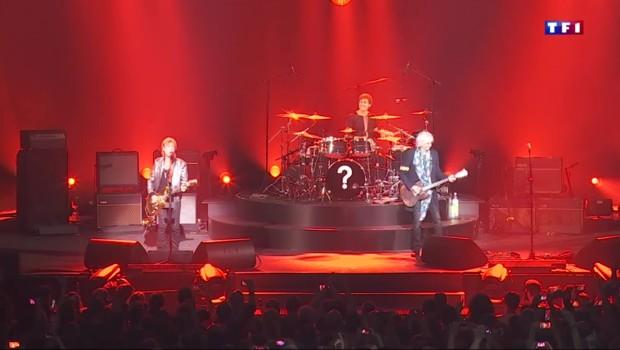 Le groupe Téléphone comme ses fans retrouvent leurs 17 ans lors du premier concert du groupe