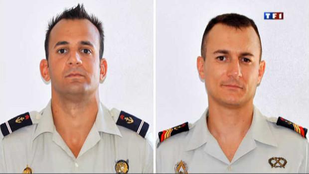 Les deux Français ont été tués dans une embuscade tendue aux militaires et gendarmes français le 27 juin dans la zone aurifère guyanaise de Dorlin