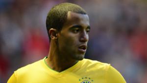 Lucas Moura, la nouvelle recrue brésilienne du PSG.