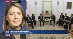 Lutte contre Daech : à Moscou, Hollande et Poutine affichent un front commun
