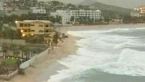 otis mexique cyclone