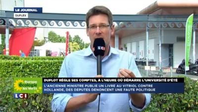 """Pascal Canfin : """"Ce que je partage avec Cécile Duflot c'est la désillusion"""""""