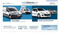 Peugeot WebStorePro