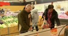 Pour vendre ses légumes, Hubert doit s'improviser...VRP !