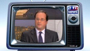 François Hollande en 2008.