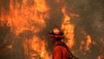 La Californie ravagées par de violents incendies le 2 août 2015