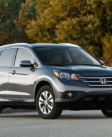 Honda CR-V 2012 US