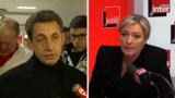 Viande halal : Sarkozy dément, Marine Le Pen persiste et signe