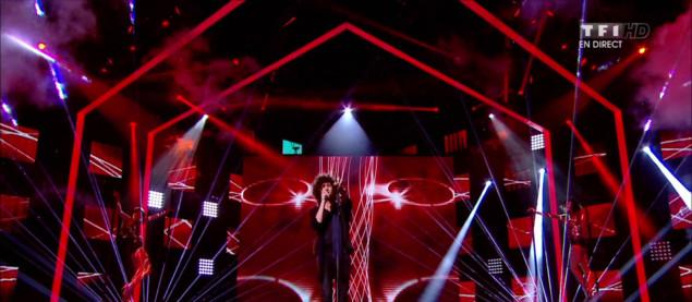 Côme interprète en direct « Careless Whisper » pour la demi-finale